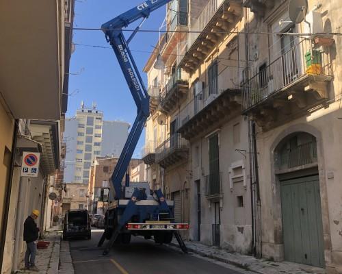 Via Trieste - RAGUSA