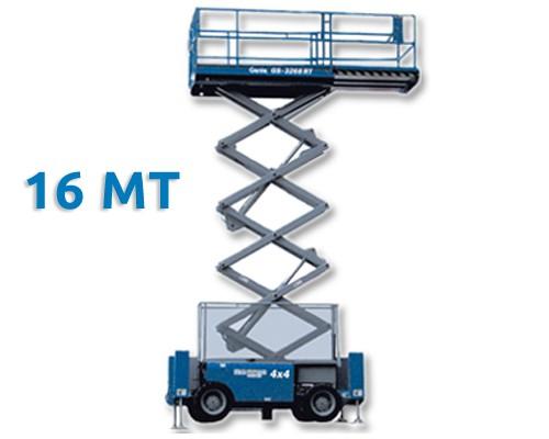 Verticale diesel 16 MT